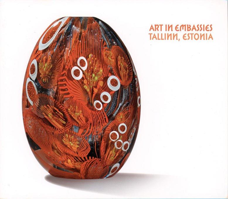 Art In Embassoes Program Catalog: Tallin, Estonia