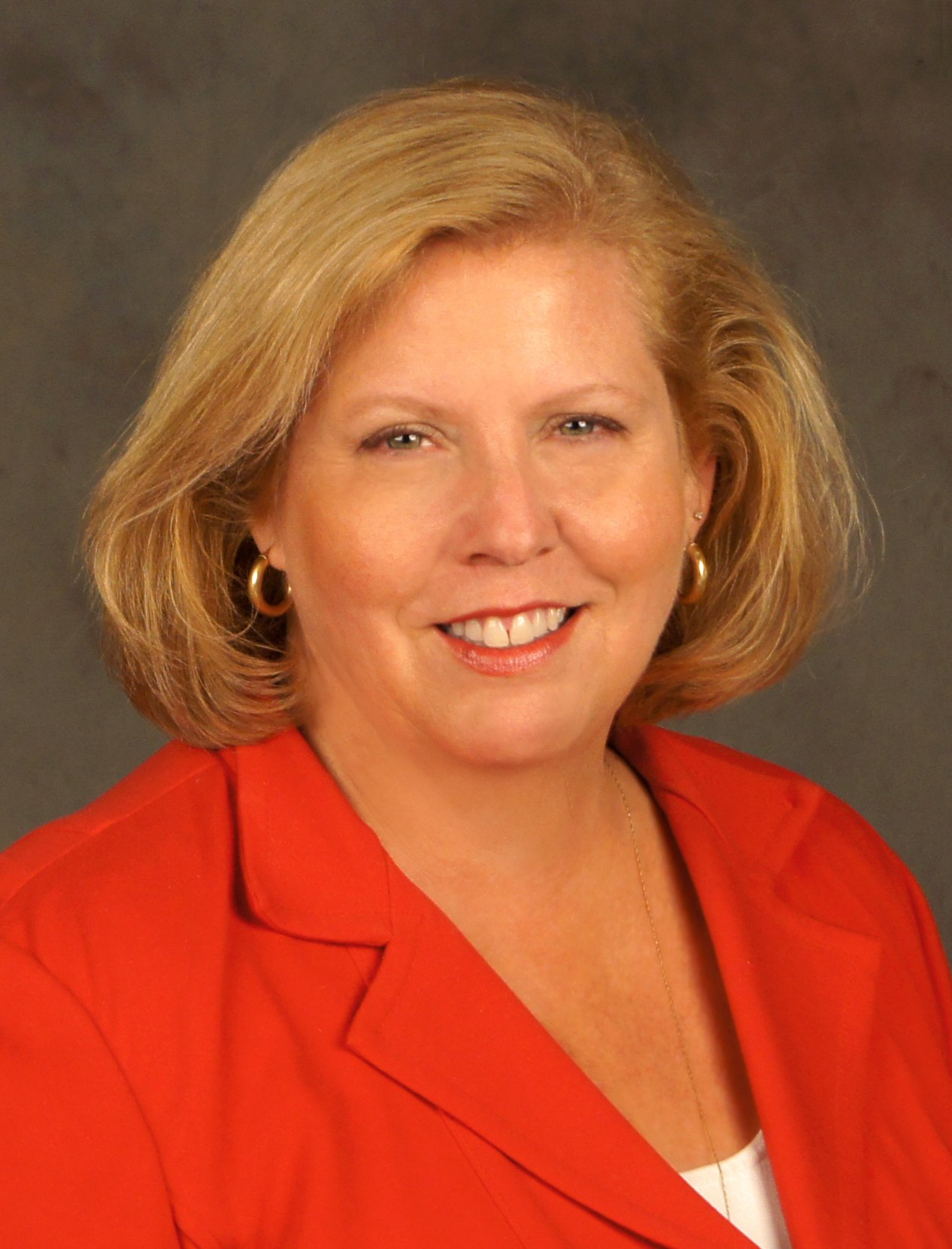 CFO Sue Baumert