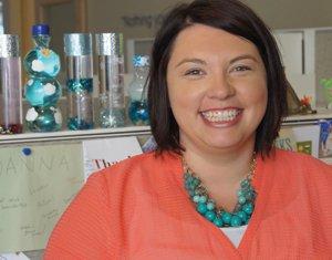Clinical Services Supervisor Joanna Halbur