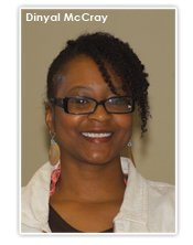 Independent Living Skills Specialist Dinyal McCray